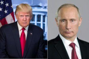 Trump en Poetin